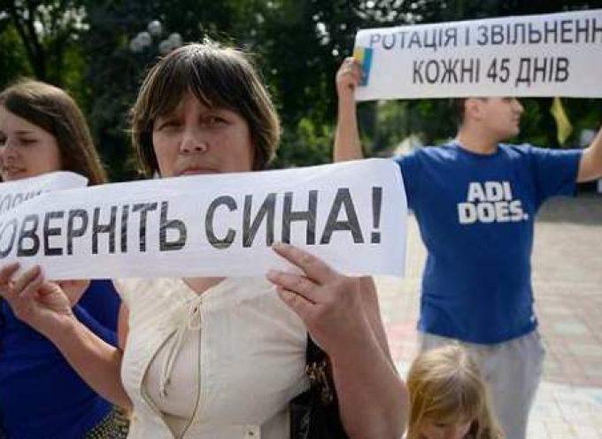 Appello alle madri dell'Ucraina (20 Agosto 2014)