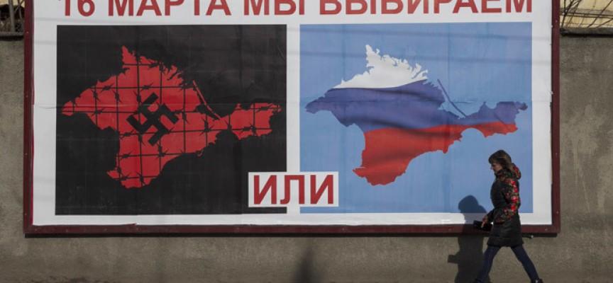 Perché l'Ucraina non riprenderà mai la Crimea (23 Settembre 2014)