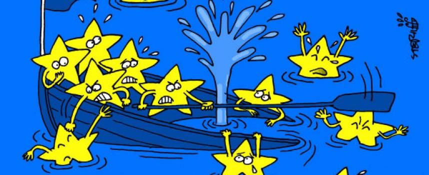 Il patetico asilo infantile dei pagliacci diversamente intelligenti dell'Unione Europea