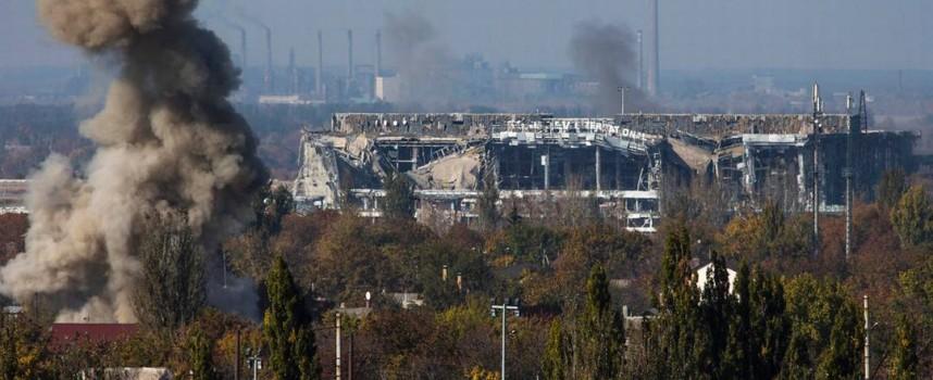 Che cosa ci rivela la battaglia per l'aeroporto di Donetsk riguardo alle forze dell'Ucraina e della Novorossija
