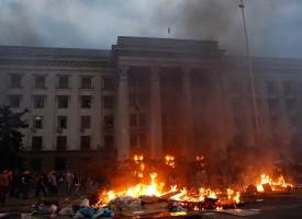 Il declino dello stato ucraino e la zuppa di pesce (3 Ottobre 2014)