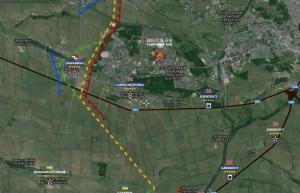 Settore Donetsk - Sud Ovest, Marinka