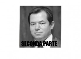 Sergei Glaziev: La stupidità è peggiore del furto