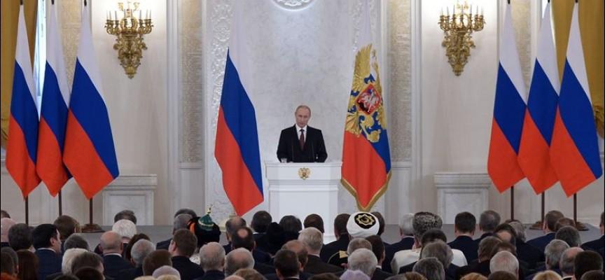 """Disgustata, La Russia Rinuncia Ufficialmente A Qualsiasi Pretesa Di """"Dialogo"""" Con l'Impero Anglo–Sionista"""