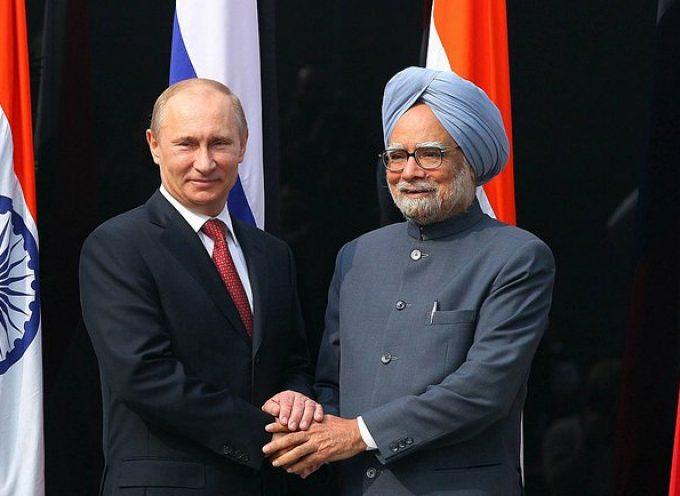 Putin va in India con proposte che non tollerano rinvio