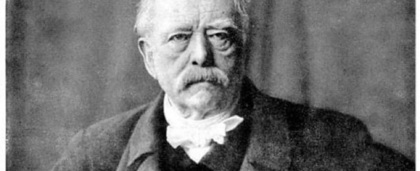 Lettera di Otto von Bismarck ad Angela Merkel