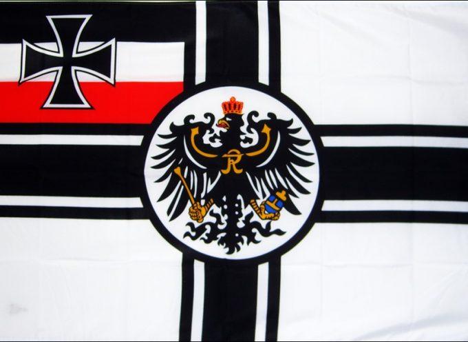 """L'ascesa dell'imperialismo tedesco e la pretesa """"minaccia russa"""""""