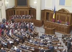 """Il Parlamento ucraino approva la risoluzione che dichiara la Russia """"Stato aggressore"""", DPR e LPR """"Organizzazioni terroriste"""""""