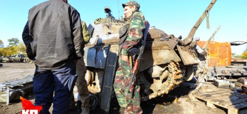 """I prigionieri di guerra ucraini: """"Rimarremo a Donetsk fino a che l'Ucraina non rinsavirà"""""""