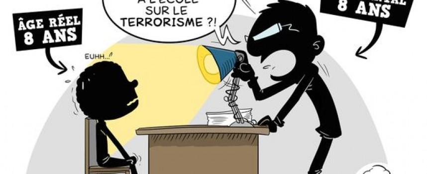 Glorificazione del Terrorismo – Un Teen-Ager Processato in Francia a Seguito di un Fumetto Pubblicato su Facebook