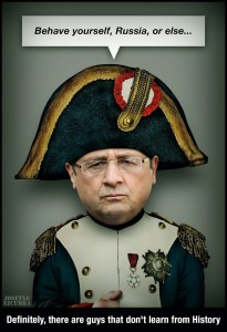 Hollande Bonaparte