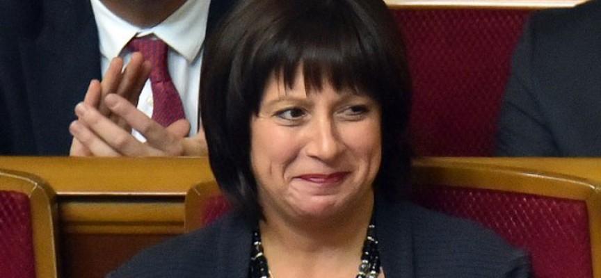 Ecco a voi Natalie Jaresko, dipendente del governo degli Stati Uniti e Ministro delle Finanze dell'Ucraina
