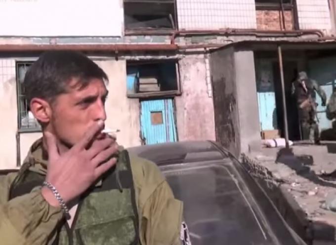 """Il Tenente-Colonnello Mikhail Tolstykh, detto """"Givi"""", è stato assassinato"""
