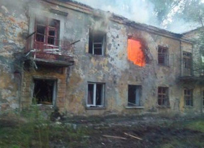 Capodanno di sangue a Gorlovka