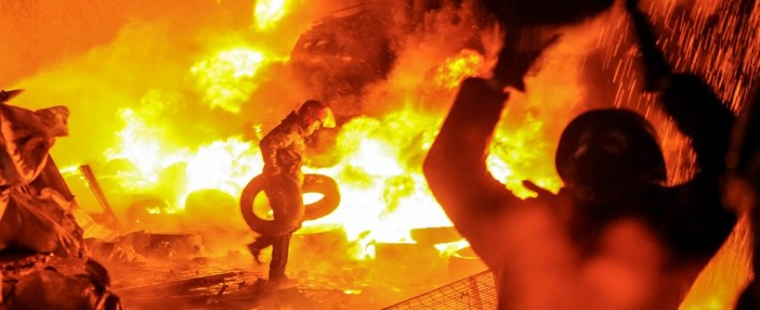 Cercando di ignorare il colpo di stato dell'Ucraina il New York Times diventa visionario