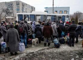Rapido aggiornamento su Debaltsevo
