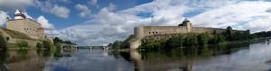 La fortezza di Narva - Ivangorod