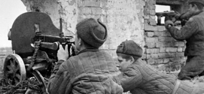 Lettera a Frau Dorothea Angela Merkel dai reduci della Battaglia di Stalingrado
