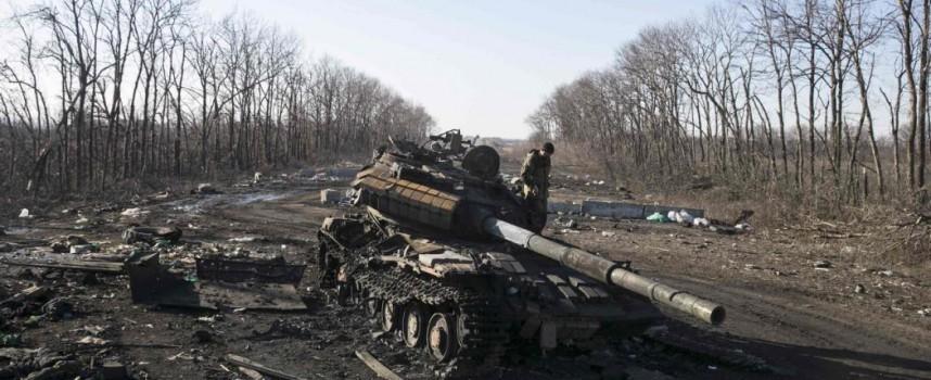 Battaglia di Debaltsevo