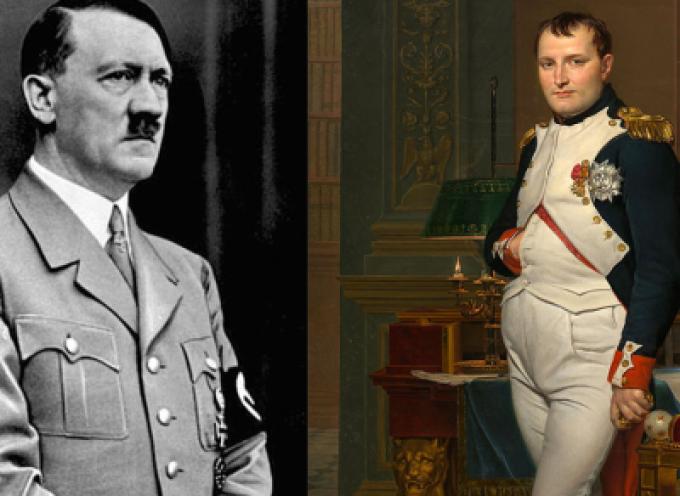 Da Napoleone ad Adolf Hitler a Conchita Wurst