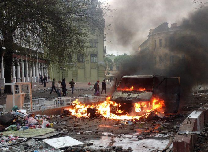 L'Ucraina prepara un attacco terroristico a Debaltsevo
