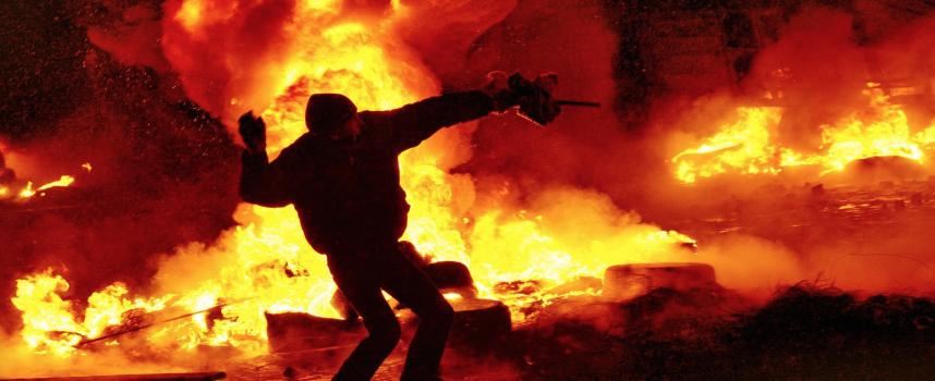 21 Febbraio 2014: la Fine dell'Ucraina Unitaria