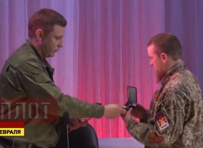 Premiazione di Motorola e Givi