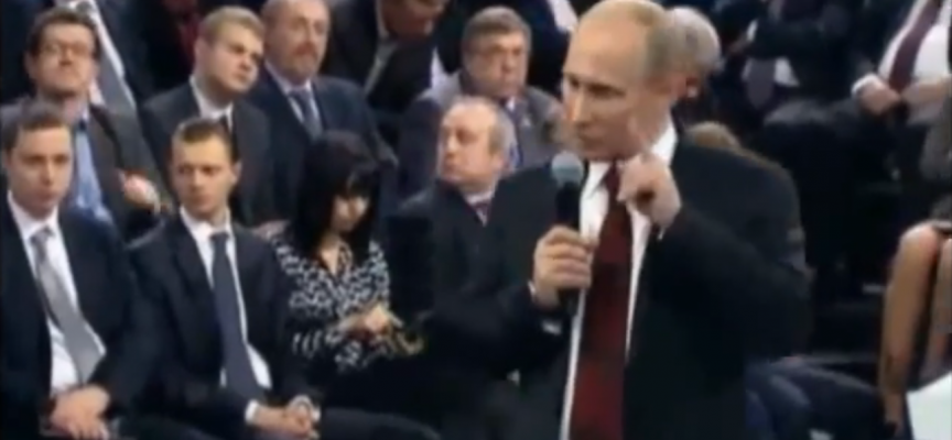 L'assassinio di Nemtsov: Putin avvertiva che operazioni false flag di questo tipo potessero capitare già due anni fa