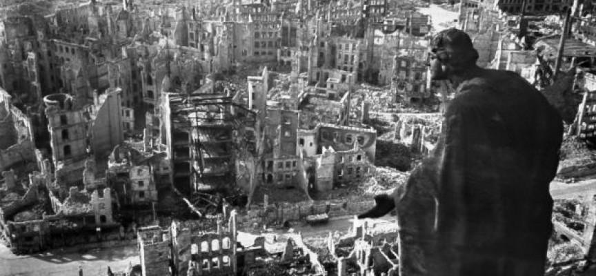 70esima commemorazione dell'Olocausto di Dresda