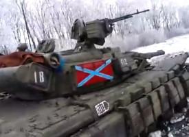Soldati UAF catturati dal checkpoint di Uglegorsk