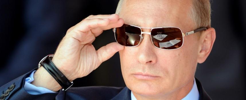 Dieci buone ragioni per Odiare Putin