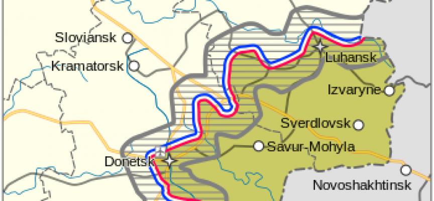Kiev non ha una decente via d'uscita dalla difficile situazione