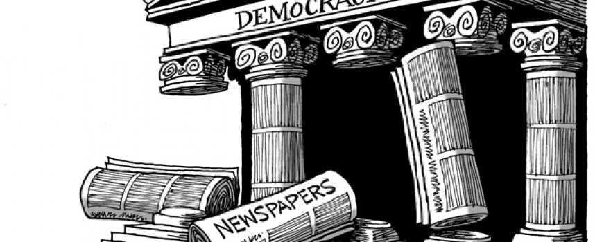 La stampa nel Banderastan