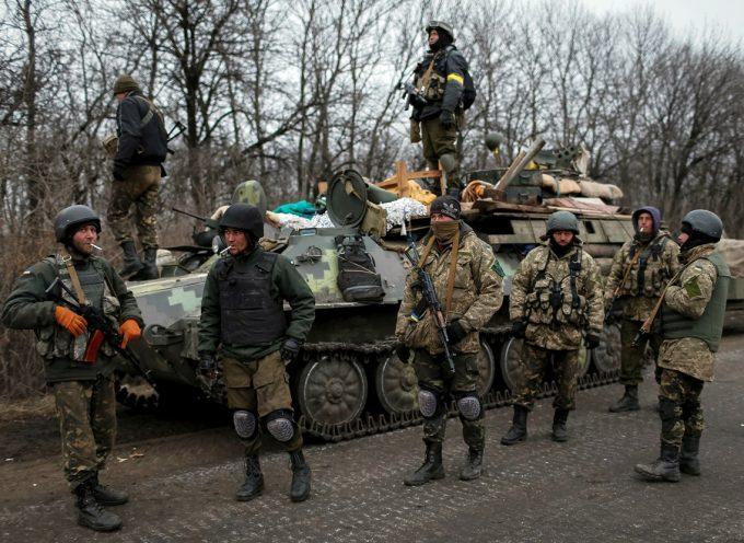 Malcontento tra le truppe ucraine