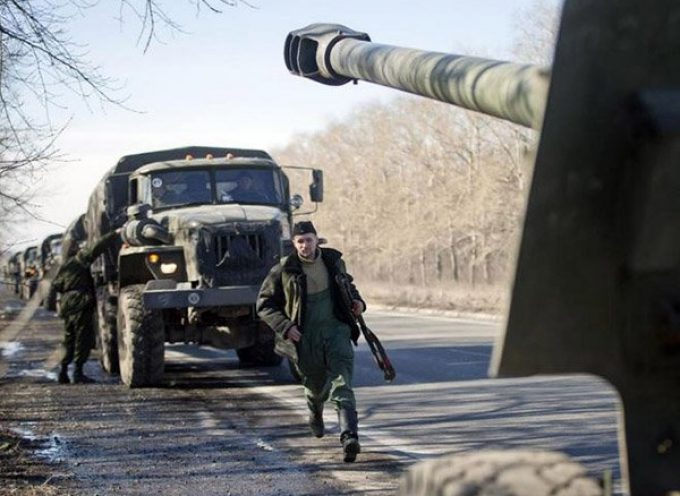 Aggiornamento dalla Novorussia [17 marzo 2015]