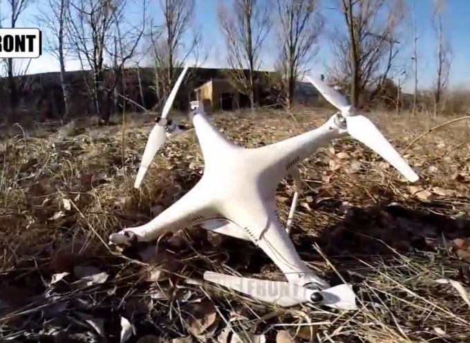 Catturato drone UAF