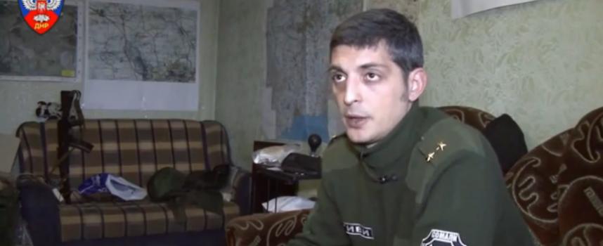 Givi parla dell'accordo di Minsk2