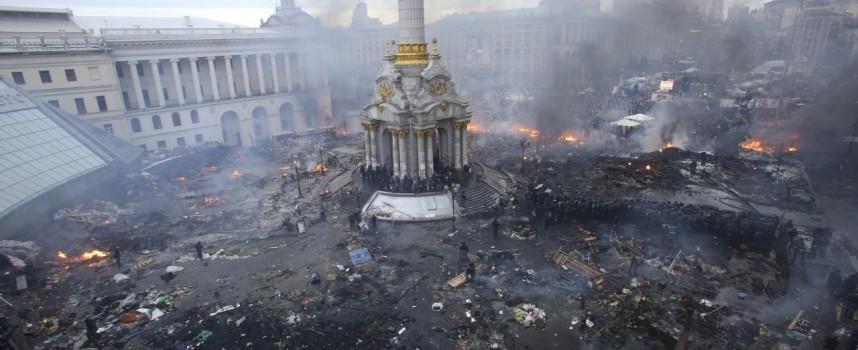 Maidan, un anno dopo