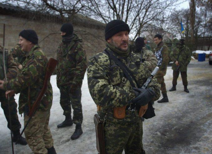 L'Impero del Caos si installa in Europa. Lo Stato Islamico in Ucraina.