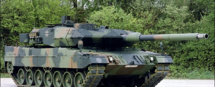 La NATO Scalda i Motori: attivazione di un Battaglione Carri Tedesco