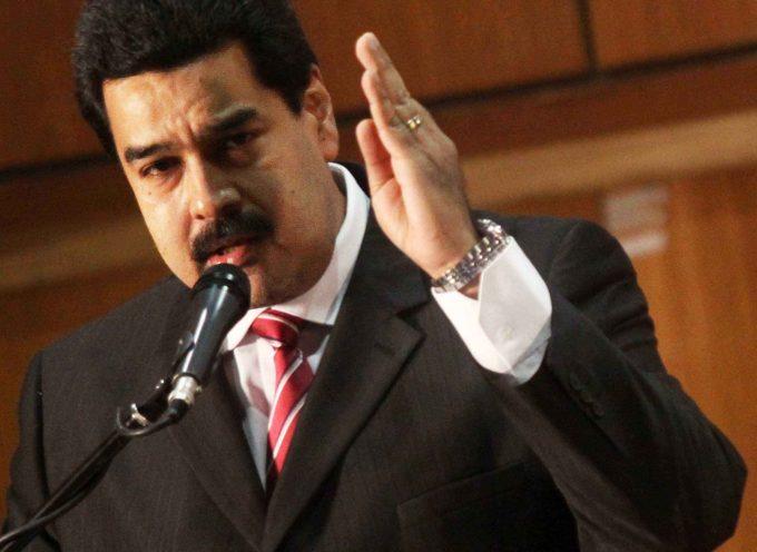 Il Venezuela si appresta a limitare il personale diplomatico americano e a stabilire un regime per i visti