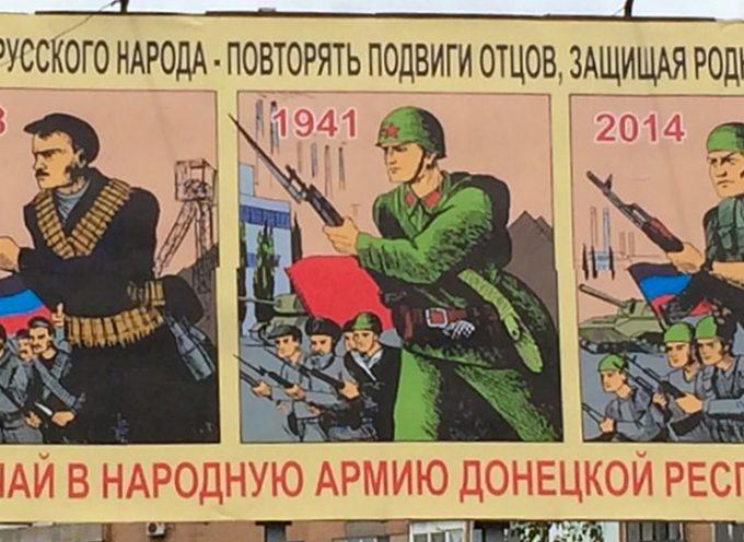 Inquadrare la guerra di liberazione nel Donbass: oltre la destra e la sinistra, oltre i bianchi e i rossi.