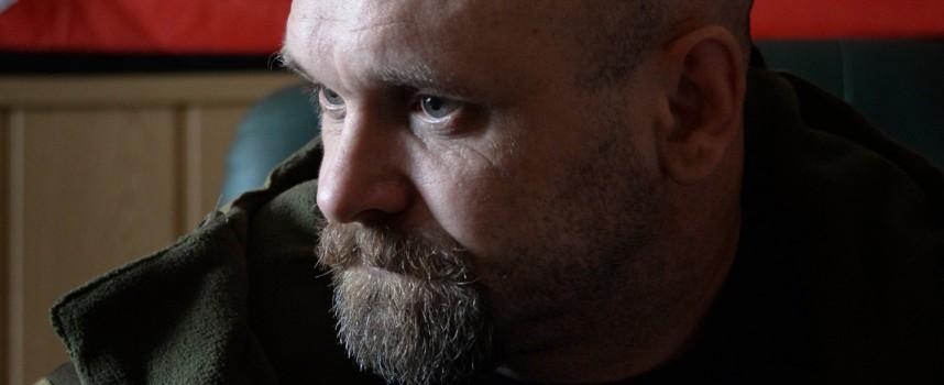 Mozgovoi parla dell'attentato appena subìto (traduzione italiana)
