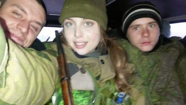 Combattenti del Donbass