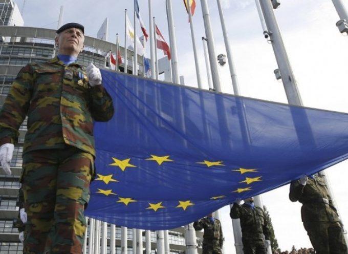 Le forze armate dell'Unione Europea: un altro segnale d'impotenza