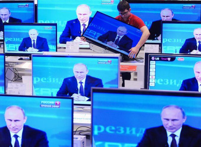 La UE mette in opera un proprio sistema di propaganda