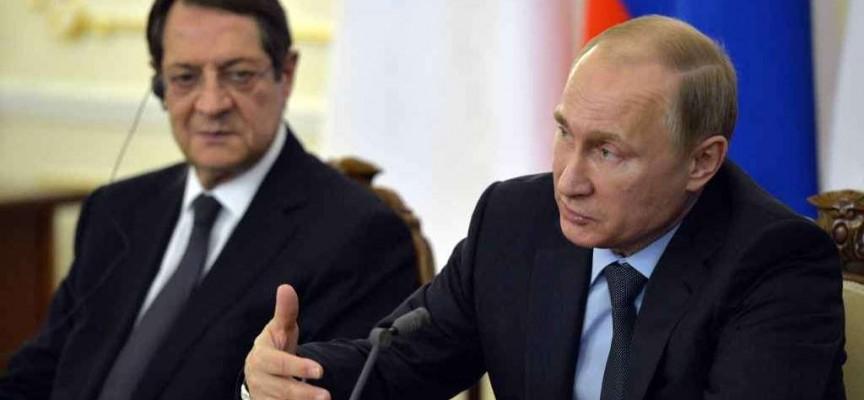 Ennesimo fiasco della diplomazia USA: Putin sigla accordi di cooperazione con Cipro ed ottiene i porti nell'isola
