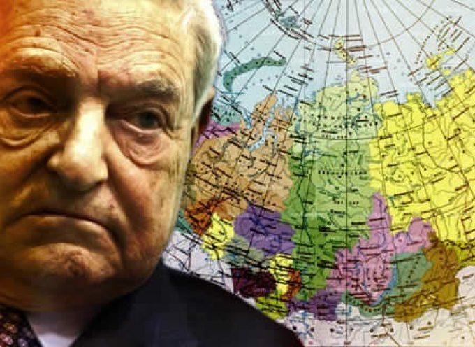 Soros: L'Europa deve diventare come l'Ucraina!