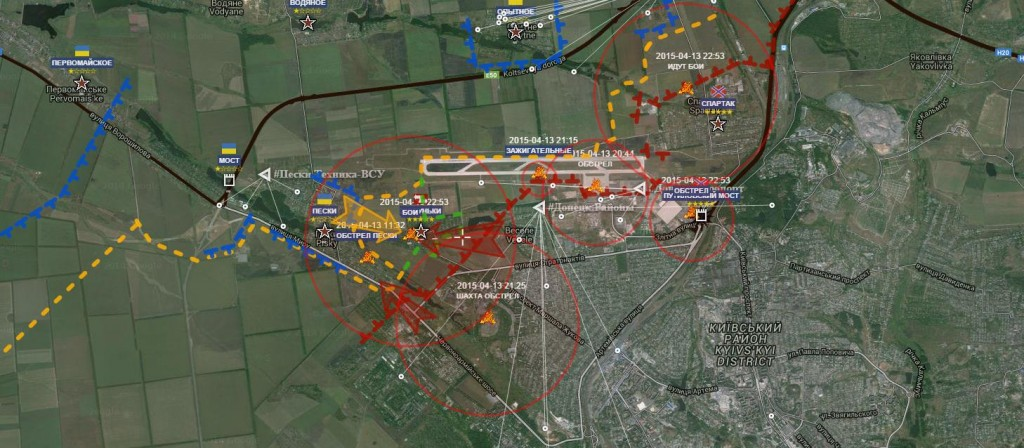 Fronte di Donetsk