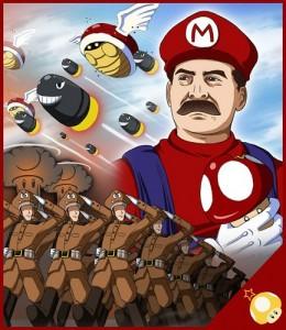 Mario, lo stalinista.